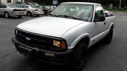 1996 Chevrolet S-10 Reg. Cab Short Bed 4WD