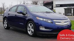 2013 Chevrolet Volt Base