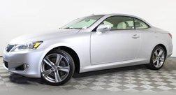 2012 Lexus IS 350C Base