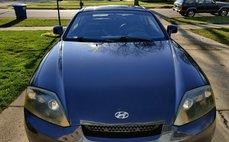 2005 Hyundai Tiburon GT V6