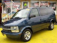 2004 Chevrolet Astro Base