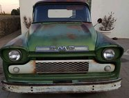1959 GMC FLEET OPTION