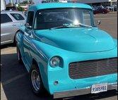 1957 Dodge shoe bed