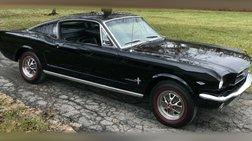 1965 Ford Mustang 2 DOOR