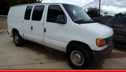 2003 Ford E-Series Van E-250