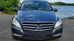 2012 Mercedes-Benz R-Class R 350 BlueTEC