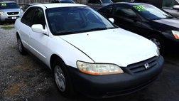 2002 Honda Accord LX V-6