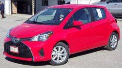 2016 Toyota Yaris 5-Door