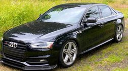 2014 Audi S4 3.0T quattro Premium Plus