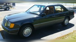 1992 Mercedes-Benz 300-Class 300 E