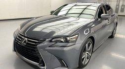 2016 Lexus GS 200t GS 200t