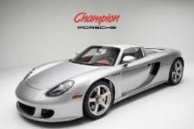 2005 Porsche Carrera GT Base