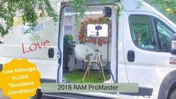 2018 Ram Ram ProMaster Cargo 1500 136 WB