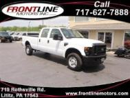 2010 Ford Super Duty F-350 XL Super Duty