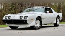 1981 Pontiac Firebird Trans Am SE Turbo