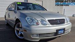2001 Lexus GS 430 Base