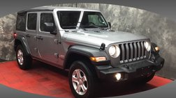2019 Jeep Wrangler Unlimited Unlimited Sport 4x4