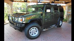 2003 HUMMER H2 4WD 4dr SUV Luxury