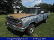 1989 Dodge RAM 150 Base