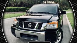 2009 Nissan Titan SE King Cab