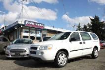 2006 Chevrolet Uplander Cargo