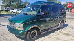 1999 Chevrolet Astro Cargo Van YF7 Upfitter