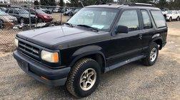 1994 Mazda Navajo LX