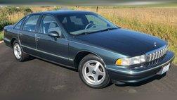 1994 Chevrolet Caprice Base