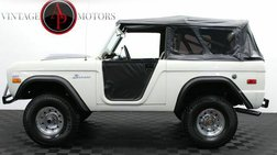 1974 Ford Bronco RESTORED V8 AUTO!