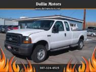 2006 Ford Super Duty F-350 XLT