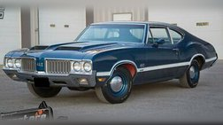 1970 Oldsmobile W30 / W27 - 4 Speed, Only 2,305 Miles, 1 of 142