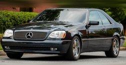 1997 Mercedes-Benz S-Class S 600