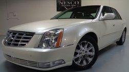 2008 Cadillac DTS DTS