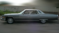 1976 Cadillac DeVille Leather