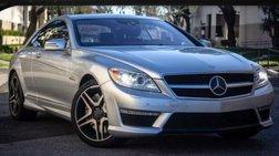 2013 Mercedes-Benz CL-Class CL 63 AMG