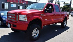 2005 Ford Super Duty F-250 King Ranch