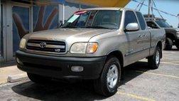 2002 Toyota Tundra SR5 V8