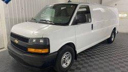 2019 Chevrolet Express Cargo Van 3500