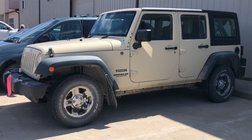 2011 Jeep Wrangler Unlimited Sport RHD