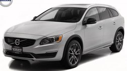 2015 Volvo V60 Cross Country T5 Platinum