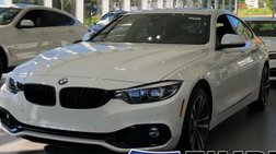 2020 BMW 4 Series 440i xDrive Gran Coupe