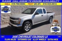 2006 Chevrolet Colorado Base