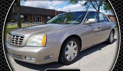 2004 Cadillac DeVille DTS