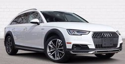 2018 Audi A4 allroad 2.0T quattro Prestige