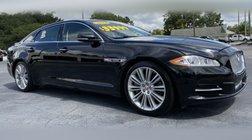 2014 Jaguar XJ L Supercharged