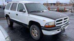 2001 Dodge Durango Base