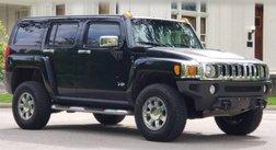 2007 HUMMER H3 SUV