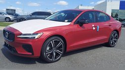 2022 Volvo S60 Recharge eAWD R-Design Exp