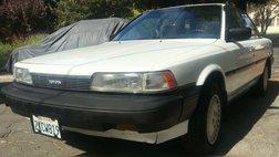 1988 Toyota Camry Deluxe
