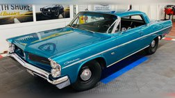 1963 Pontiac Catalina - 428 ENGINE - TRI POWER -  4 SPEED - SEE VIDEO
